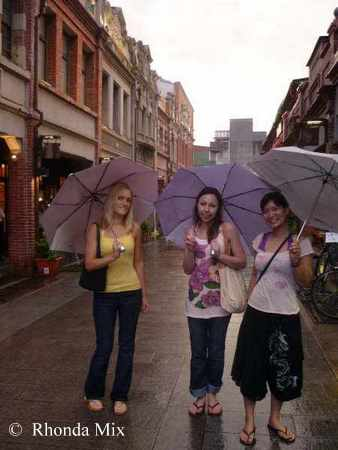 umbrellas in taiwan