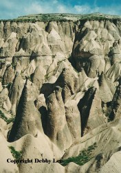 Fairy Chimneys Cappadocia Turkey