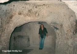 Underground City Cappadocia Turkey