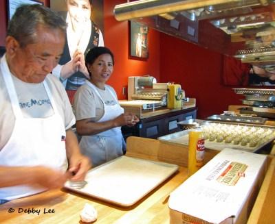 Ting Momo Preparation