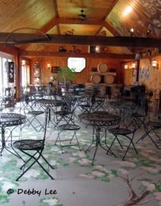 Biloudeau Cidrerie Inside