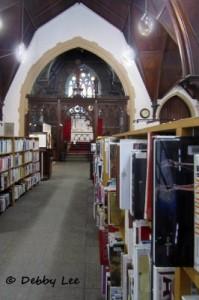 Inside Library Church