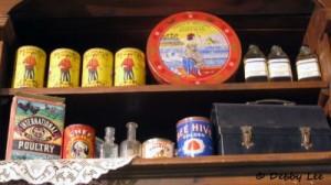 Inside J.A. Moisan Grocery