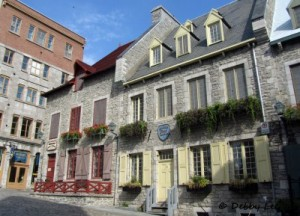 Old Quebec Buildings