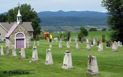 Ile d'Orleans Cemetery