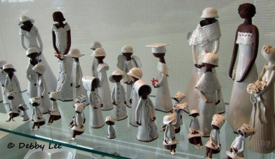 Ile d'Orleans Daily Life Figurines