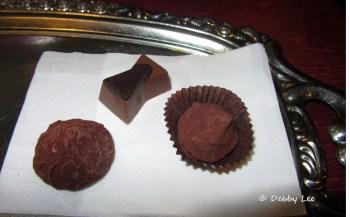 Choco Musee Erico 3 Chocolates