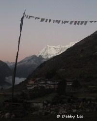 Laya Bhutan Masang Gang Morning