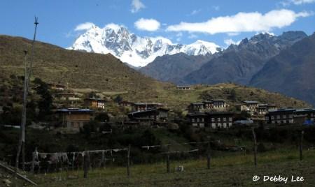 Laya Bhutan Tesnda Gang