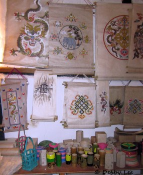 Bhutanese Handmade Paper Products