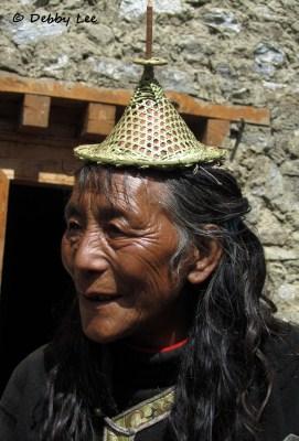 Bhutan Laya Women
