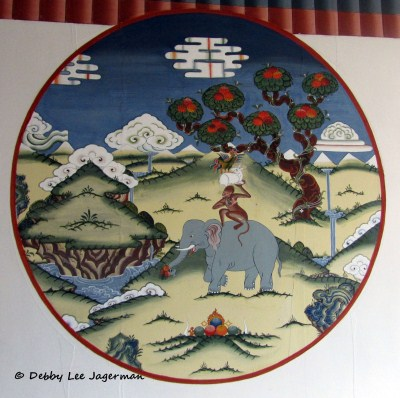 Bhutan Four Friends Fable
