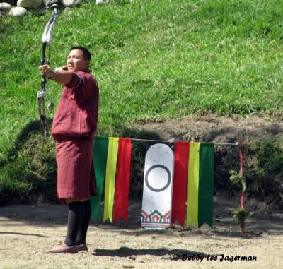 Bhutan Archery and Darts