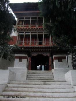 Bhutan Wangduephodrang Dzong