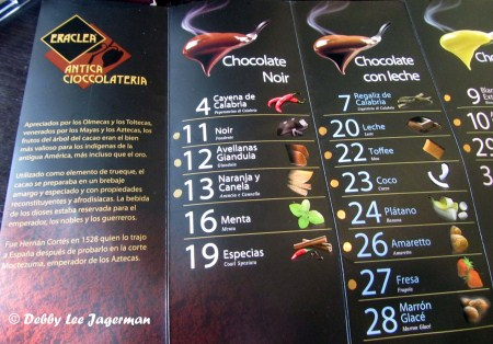 Camino-de-Santiago-Hot-Chocolate-Menu-Flavors