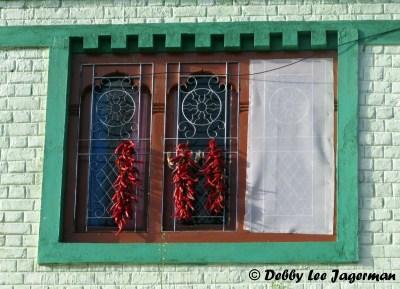 Bhutan Windows and Doors Red Chilies