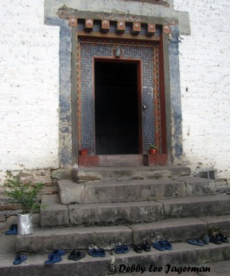 A Second Promo for my Travel Photography Book: Windows and Doors of Bhutan