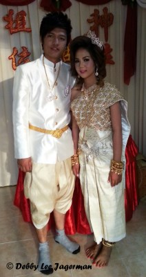 Wedding Bride Groom Cambodia