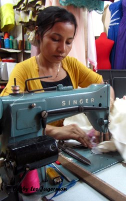 Wedding Dress Alterations Cambodia
