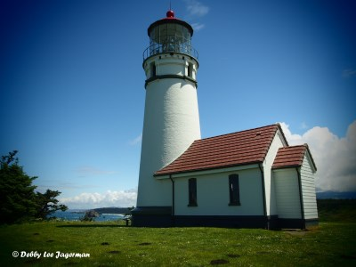 Cape Blanco Lighthouse Oregon Coast