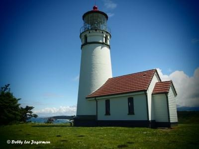 Cape Blanco Lighthouse Oregon Coast