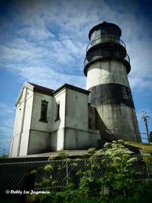 Cape Disappointment Lighthouse Washington