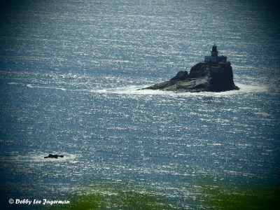 Tillamook Rock Lighthouse Oregon Coast