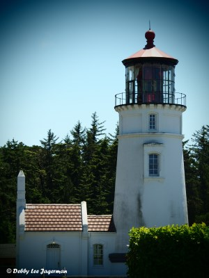 Umpqua River Lighthouse Oregon Coast