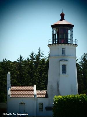 Umpqua River Lighthouse Oregon Coast
