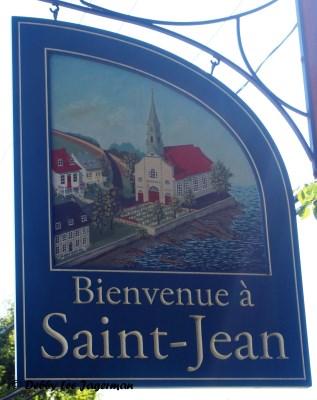 Saint Jean Ile d'Orleans