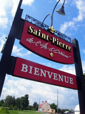 Saint Pierre Ile d'Orleans