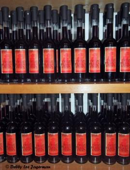 Cassis Monna & Filles Red Creme de Cassis Ile d'Orleans