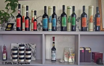 Cassis Monna & Filles Winery Ile d'Orleans