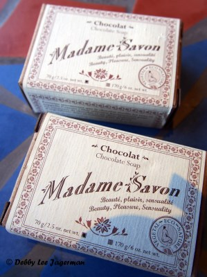 Chocolaterie de l'Ile d'Orleans Chocolate Soap