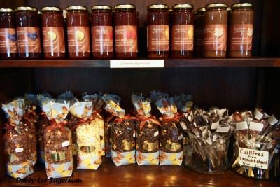 Chocolaterie de l'Ile d'Orleans Chocolate Spreads