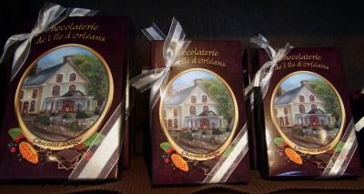 Chocolaterie de l'Ile d'Orleans Large Bars