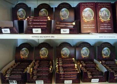 Chocolaterie de l'Ile d'Orleans Small Bars