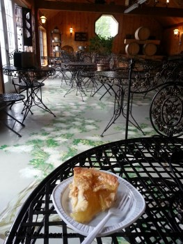Cidrerie Verger Bilodeau Apple Pie Ile d'Orleans