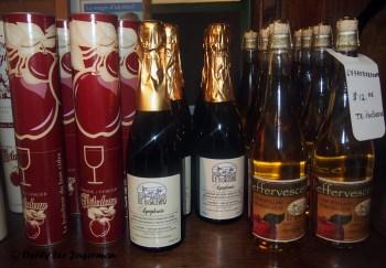Cidrerie Verger Bilodeau Cider Ile d'Orleans