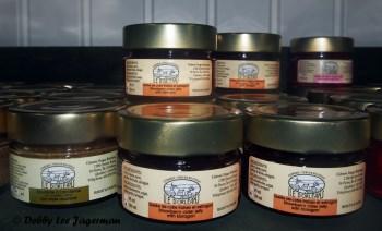 Cidrerie Verger Bilodeau Jelly Mustard Ile d'Orleans