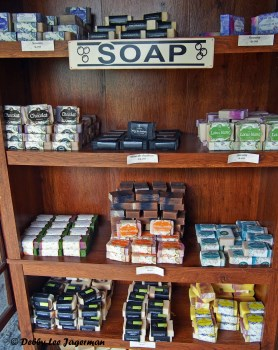 Seigneurie de l'ile d'Orleans Lavender Soap