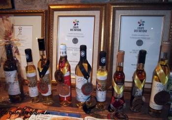 Vignoble Isle de Bacchus Awards Ile d'Orleans