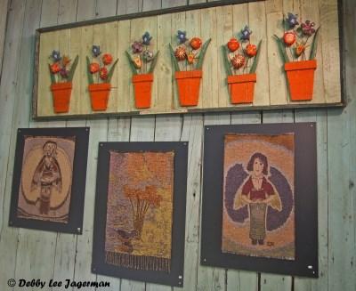 A l'Ombre du Vent Ile d'Orleans Folk and Textile Art