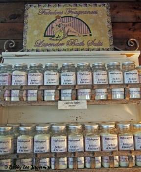 Seigneurie de l'ile d'Orleans Lavender Bath Salts