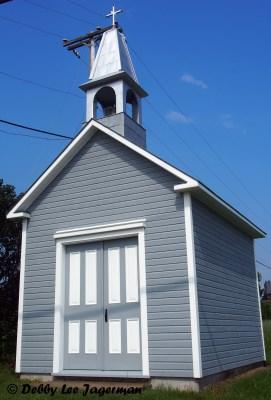 Ile d'Orleans Chapel Grey