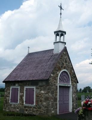 Ile d'Orleans Chapel Saint Pierre