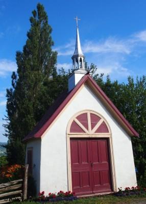 Ile d'Orleans Chapel Sainte Famille