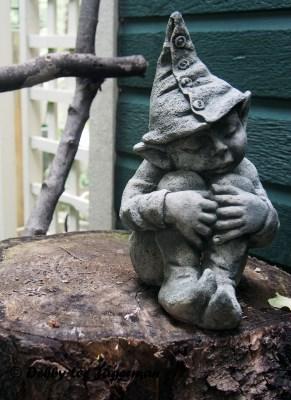 L'Art au Jardin Ile d'Orleans Elf