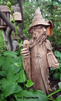L'Art au Jardin Ile d'Orleans Wizard