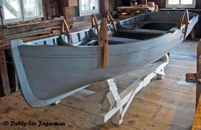 Parc Maritime Ile d'Orleans Rowboat